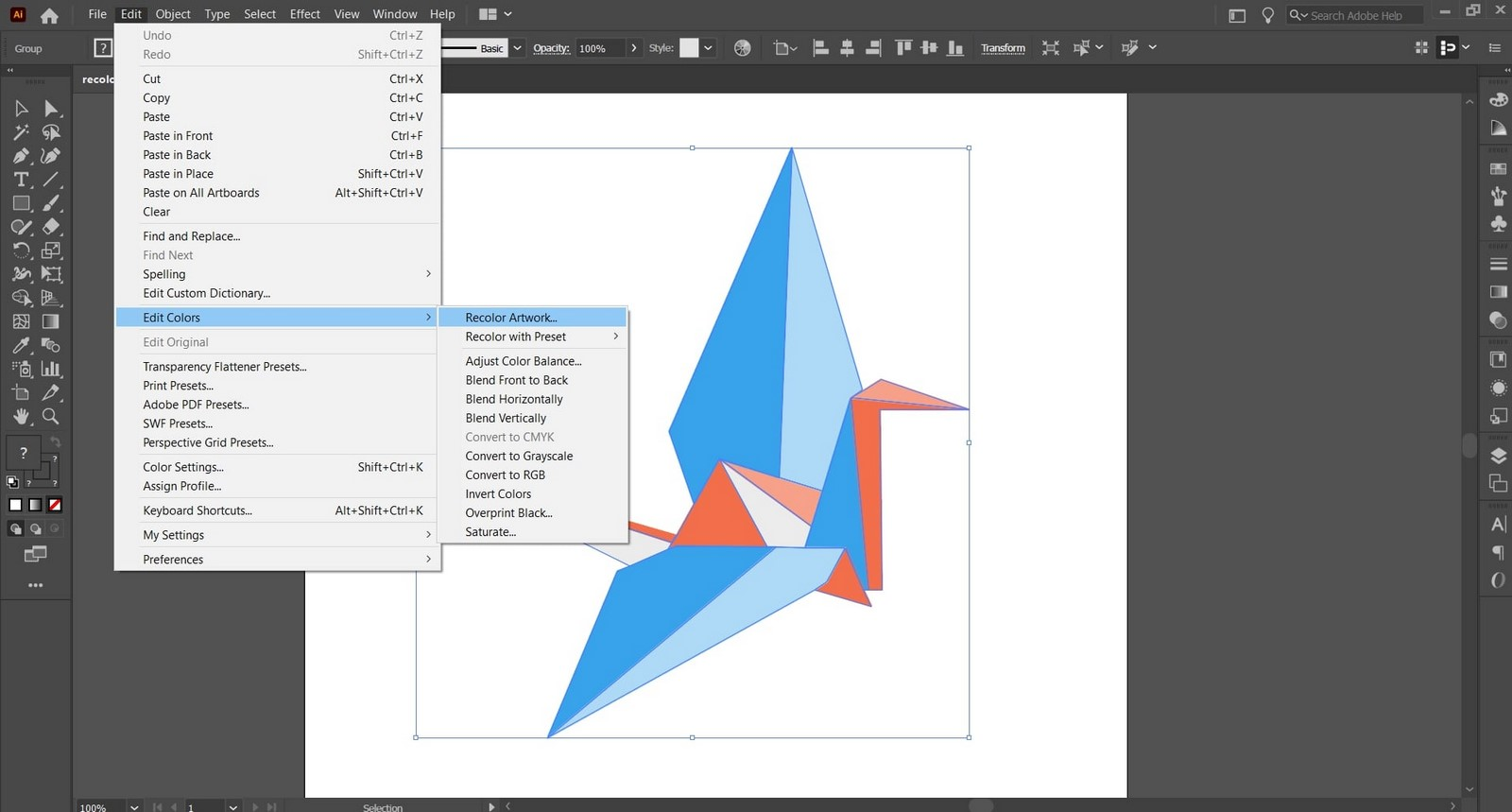 10 Things you did not know you could do with Adobe Illustrator - Sheet 10