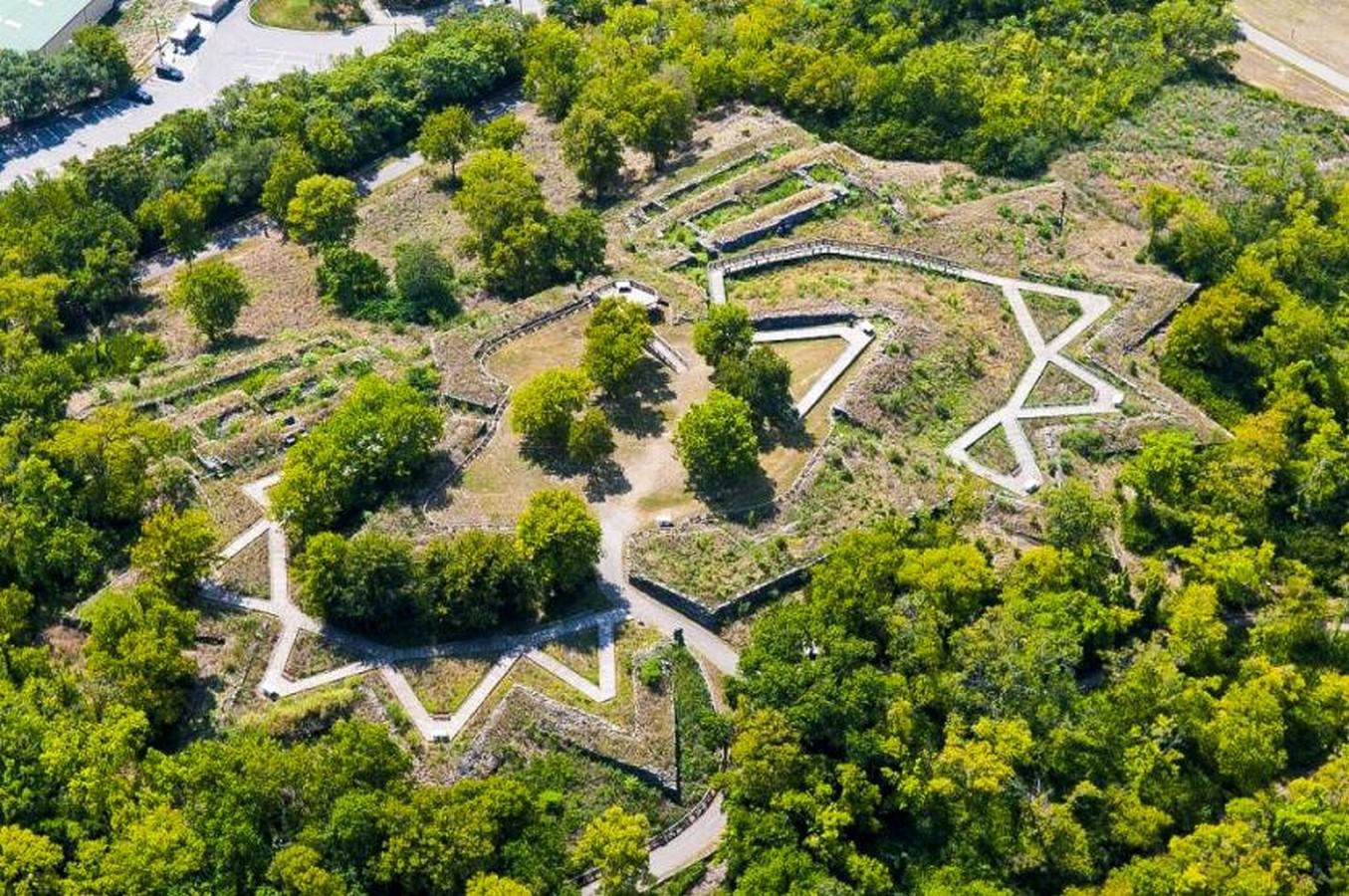 Fort Negley Park - Sheet1