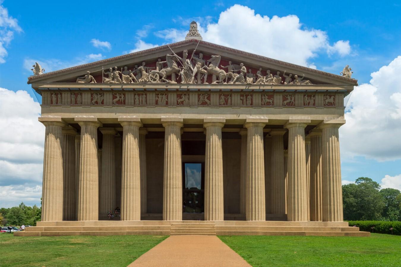Parthenon - Sheet1