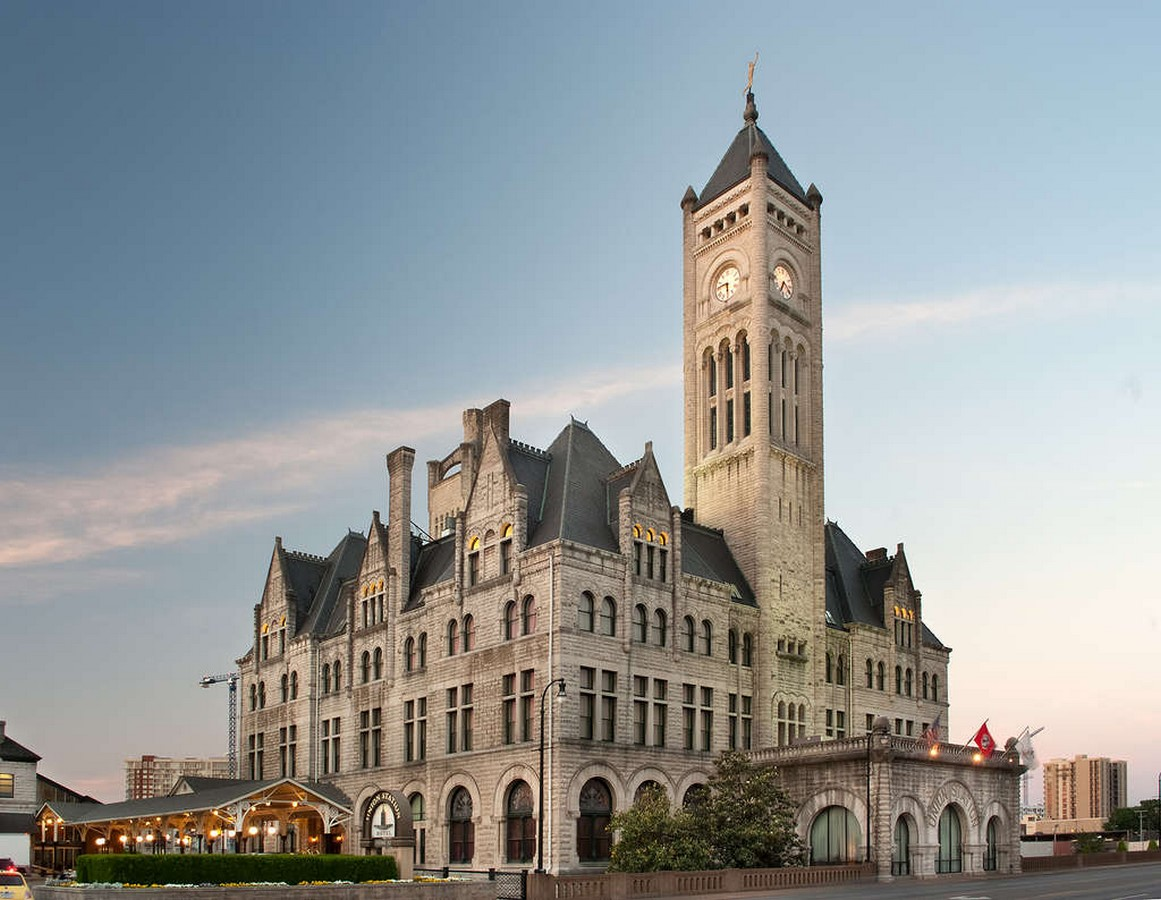 Union Station Hotel - Sheet1