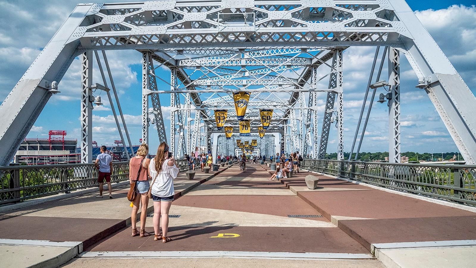 John Seigenthaler Pedestrian Bridge - Sheet2