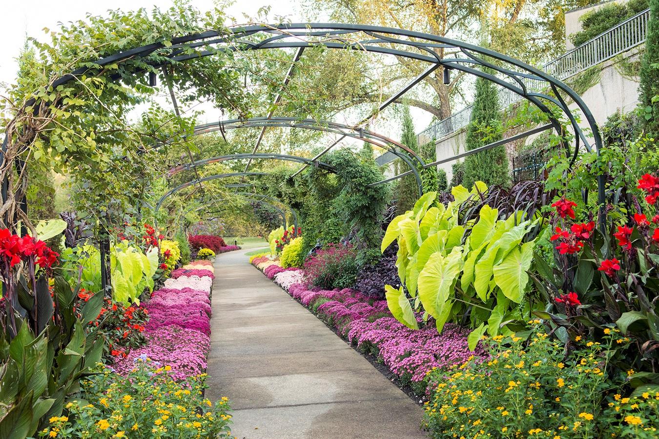 Cheekwood Botanical Garden - Sheet2