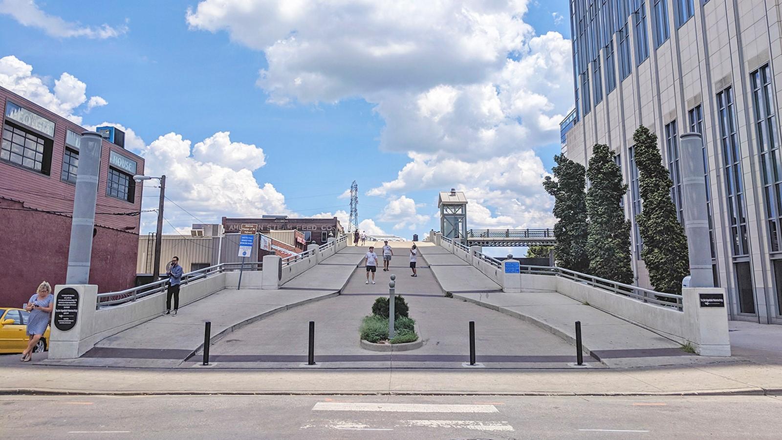 John Seigenthaler Pedestrian Bridge - Sheet4