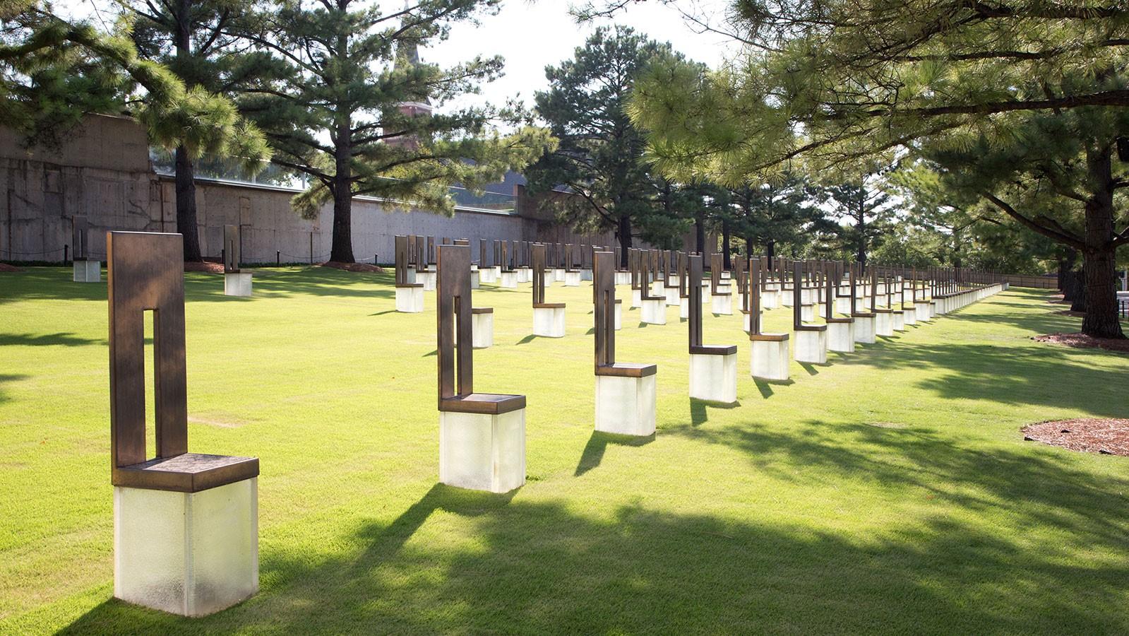 The Oklahoma City Memorial - Sheet2