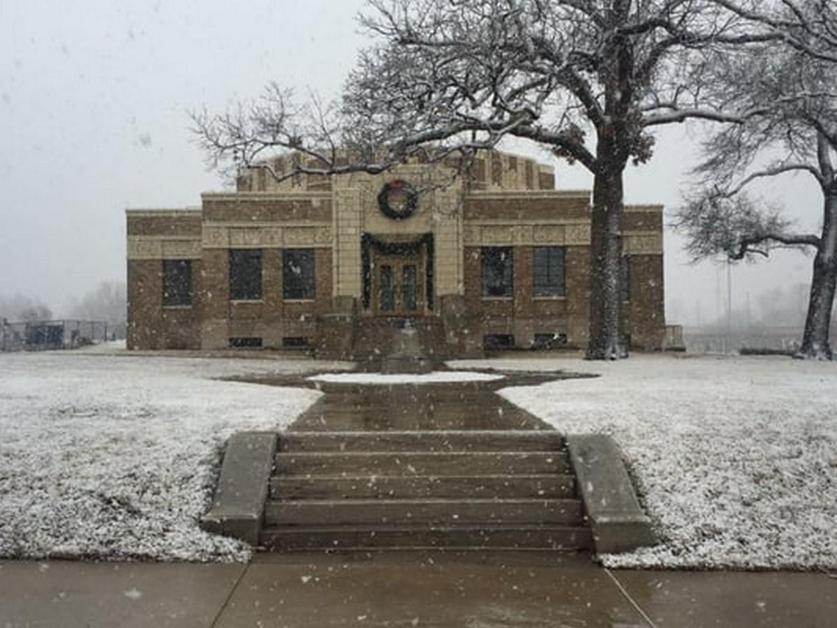 Tulsa Fire Alarm Building - Sheet3