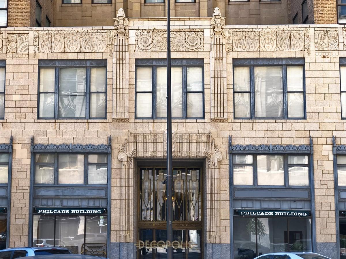 Tulsa Art Deco Museum at Philcade - Sheet3