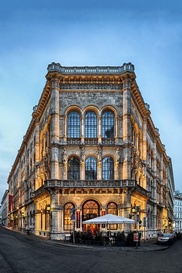 Café Central, Vienna: The Chess School - Sheet1
