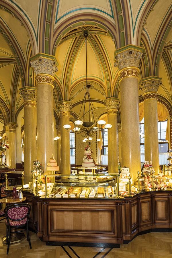 Café Central, Vienna: The Chess School - Sheet5