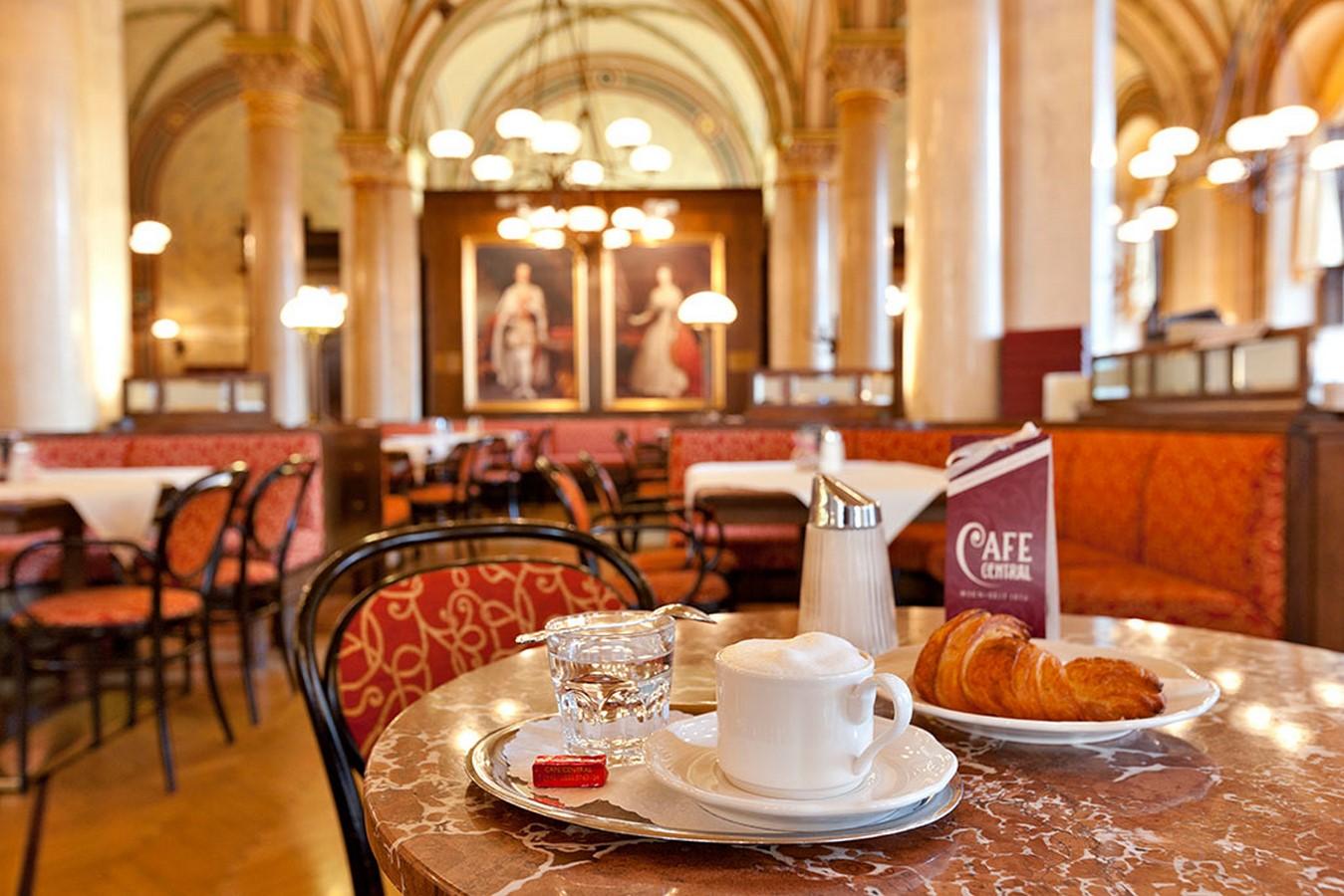Café Central, Vienna: The Chess School - Sheet6