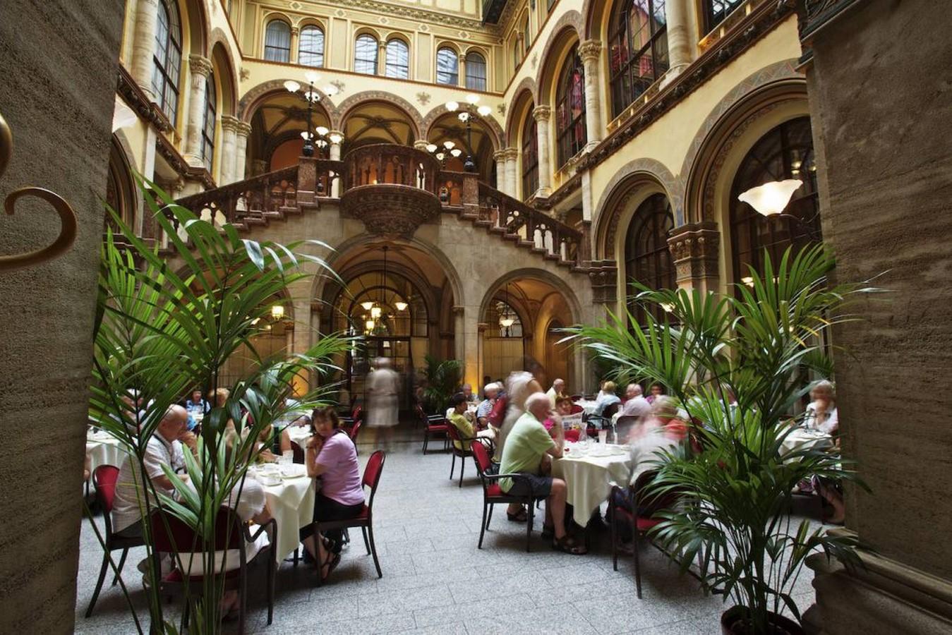 Café Central, Vienna: The Chess School - Sheet8