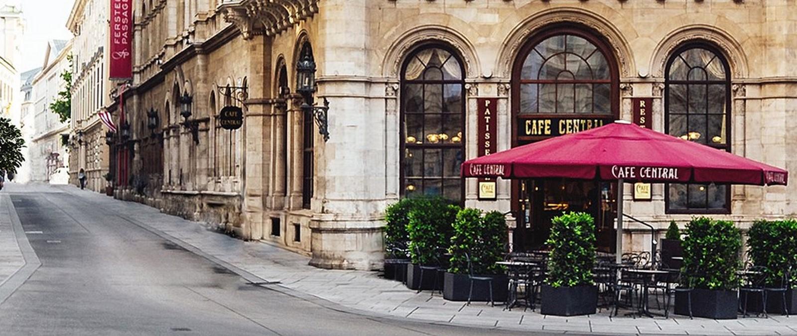 Café Central, Vienna: The Chess School - Sheet9