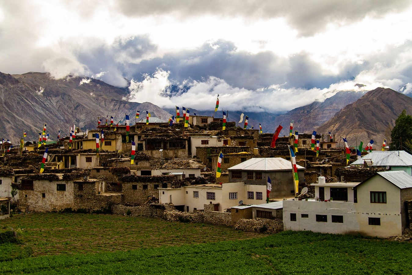 The Nako Valley Research and Conservation: The Monastery of Lotsawa Lhakhang - Sheet1