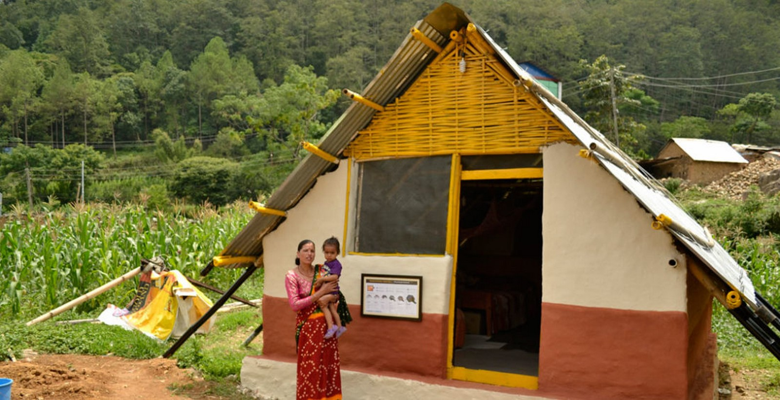A review of Temporary architecture for disaster management in rural areas - Sheet2