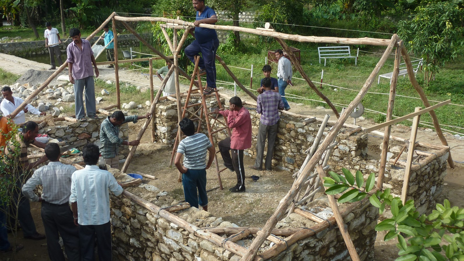 A review of Temporary architecture for disaster management in rural areas - Sheet3