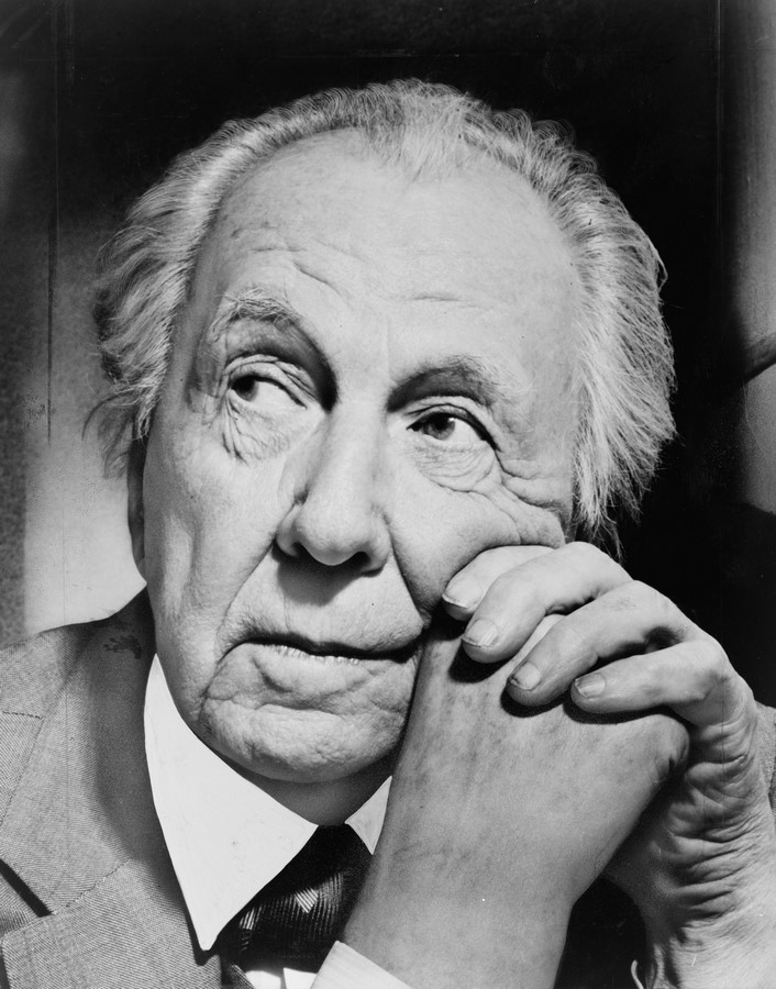 Youtube for Architects: That Far Corner - Frank Lloyd Wright in Los Angeles - Sheet1