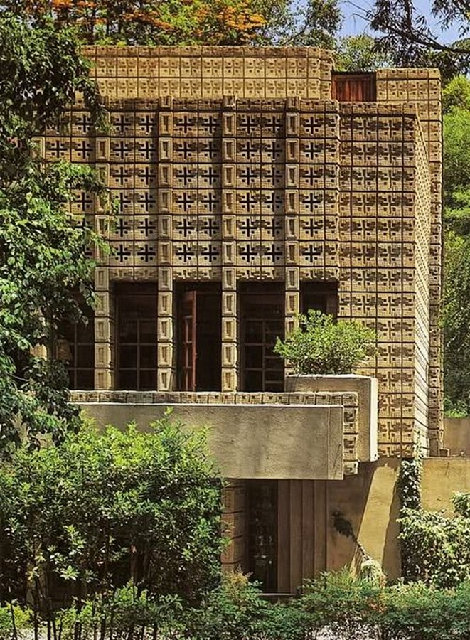 Youtube for Architects: That Far Corner - Frank Lloyd Wright in Los Angeles - Sheet6