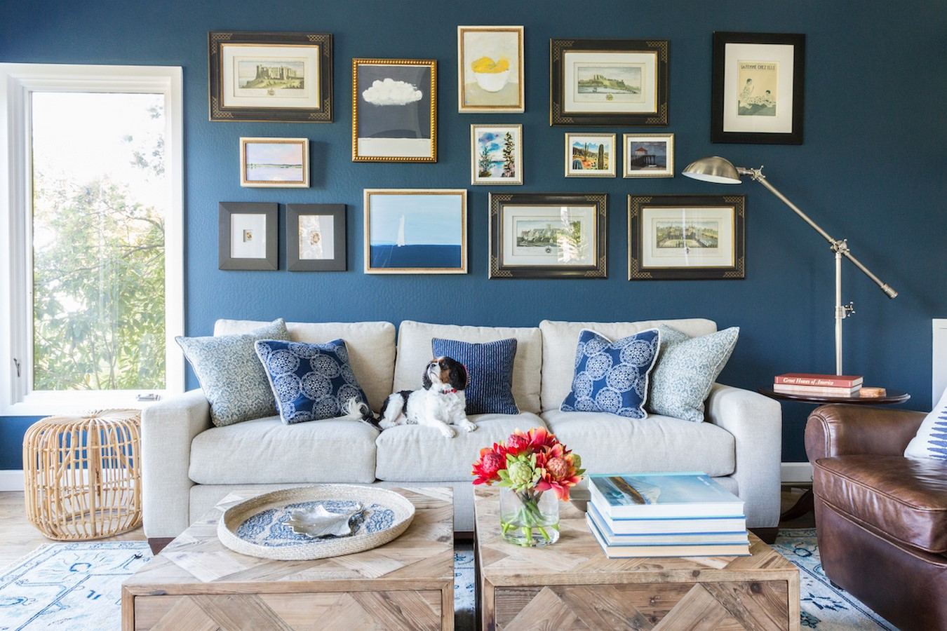 10 Tricks for selecting the perfect colour palette for your home - Sheet5