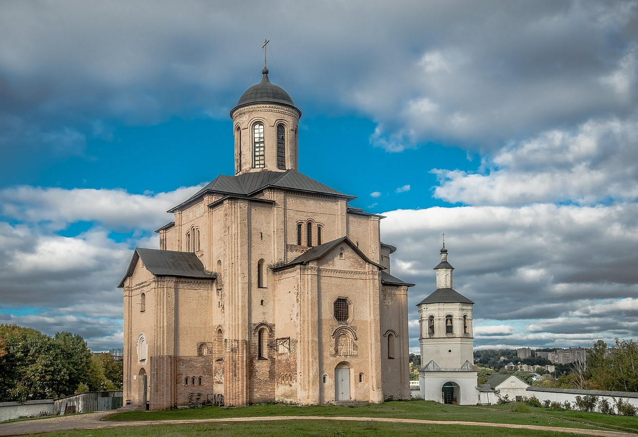 15 Kievan Rus Christian structures every Architect must visit - Sheet11