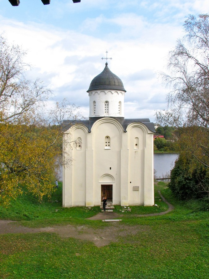 15 Kievan Rus Christian structures every Architect must visit - Sheet12