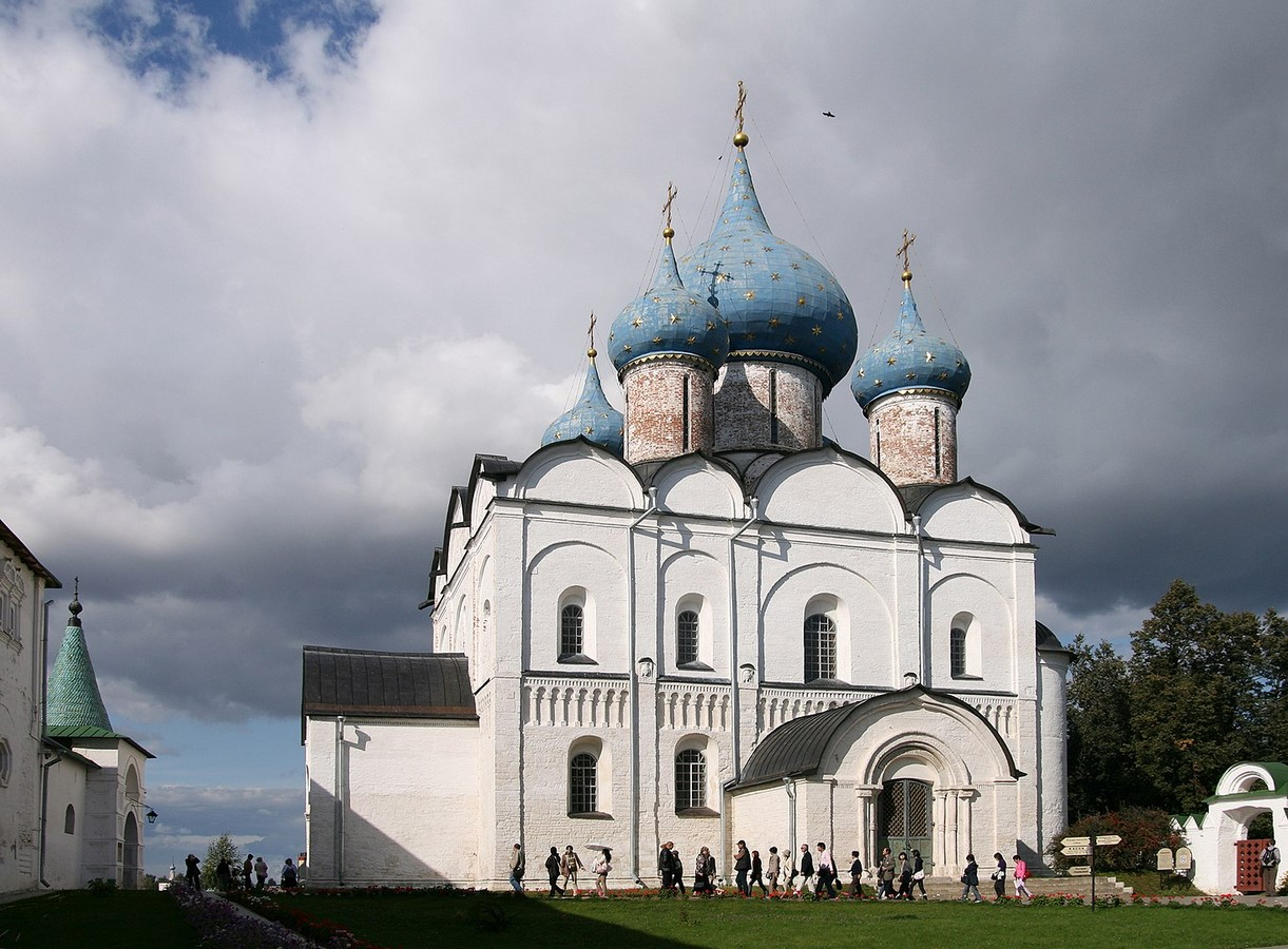 15 Kievan Rus Christian structures every Architect must visit - Sheet13