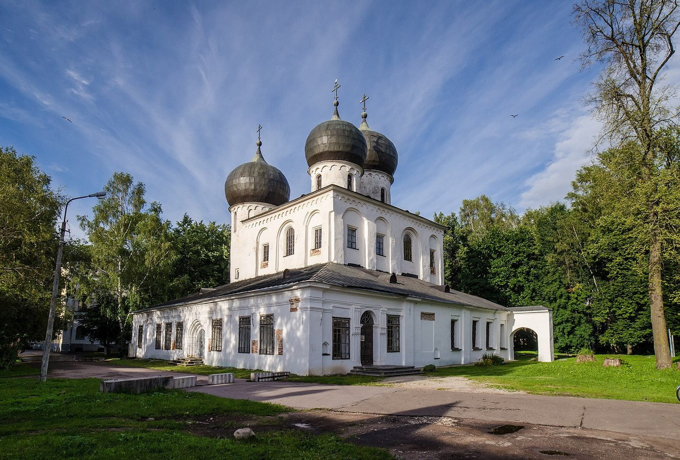 15 Kievan Rus Christian structures every Architect must visit - Sheet14