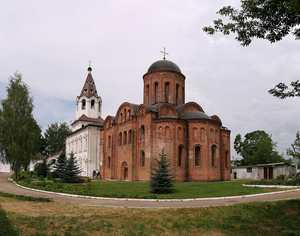 15 Kievan Rus Christian structures every Architect must visit - Sheet15