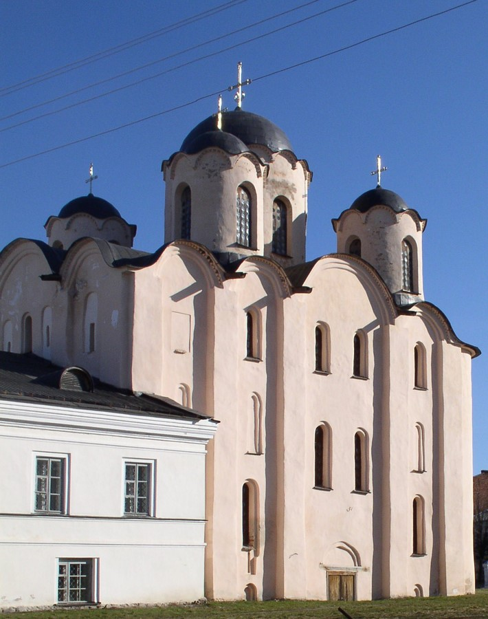 15 Kievan Rus Christian structures every Architect must visit - Sheet4
