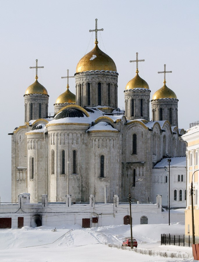 15 Kievan Rus Christian structures every Architect must visit - Sheet9