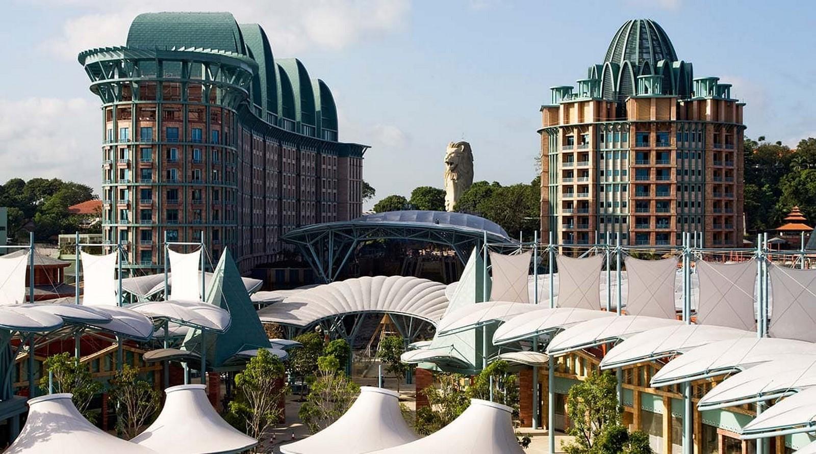Resorts World Sentosa, Singapore - Sheet2