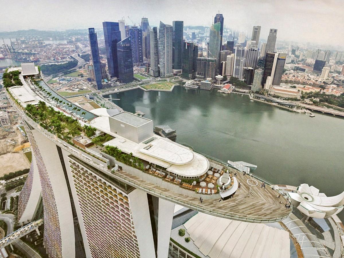 Marina Bay Sands, Singapore - Sheet1