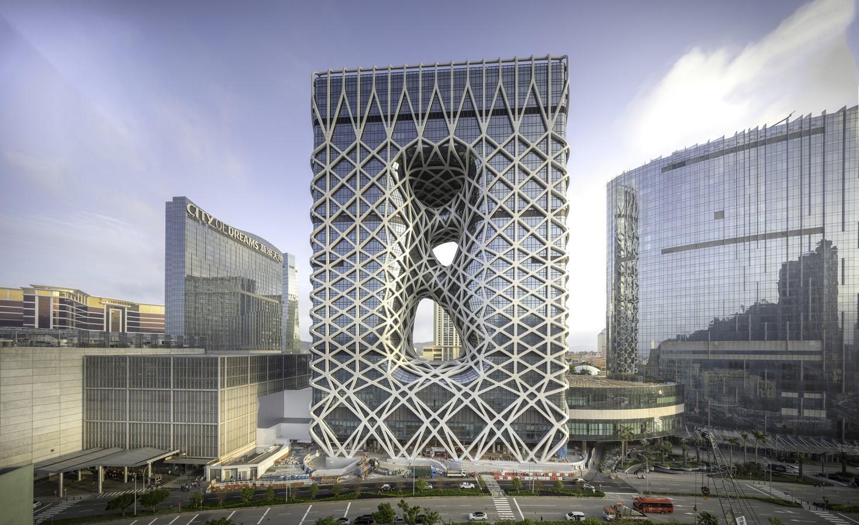 The Morpheus Hotel, Macau - Sheet1