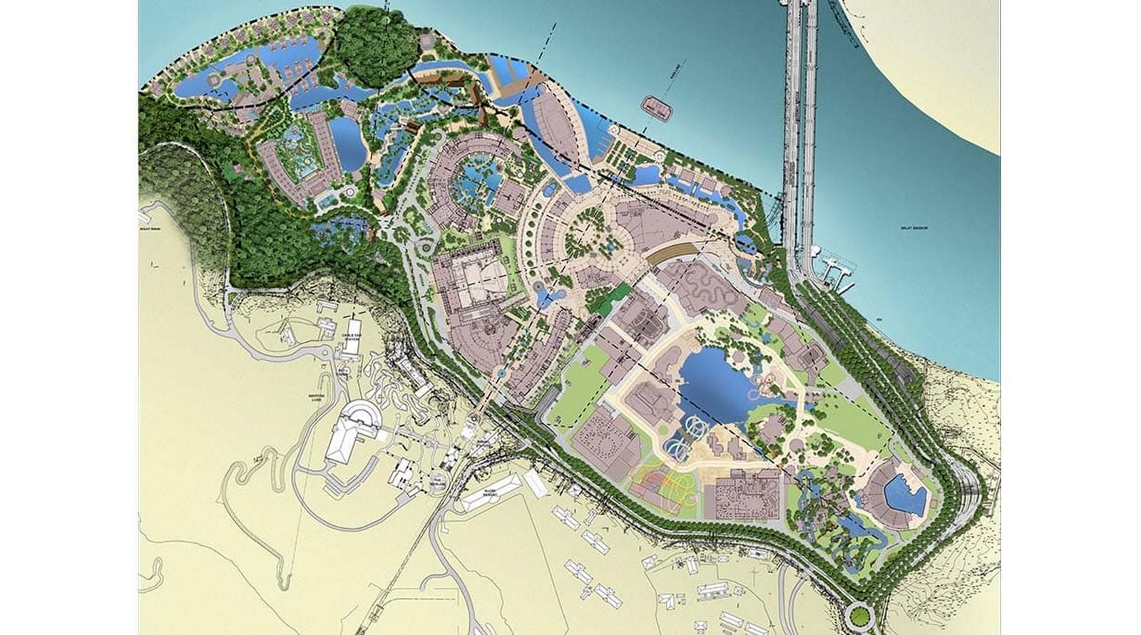 Resorts World Sentosa, Singapore - Sheet4