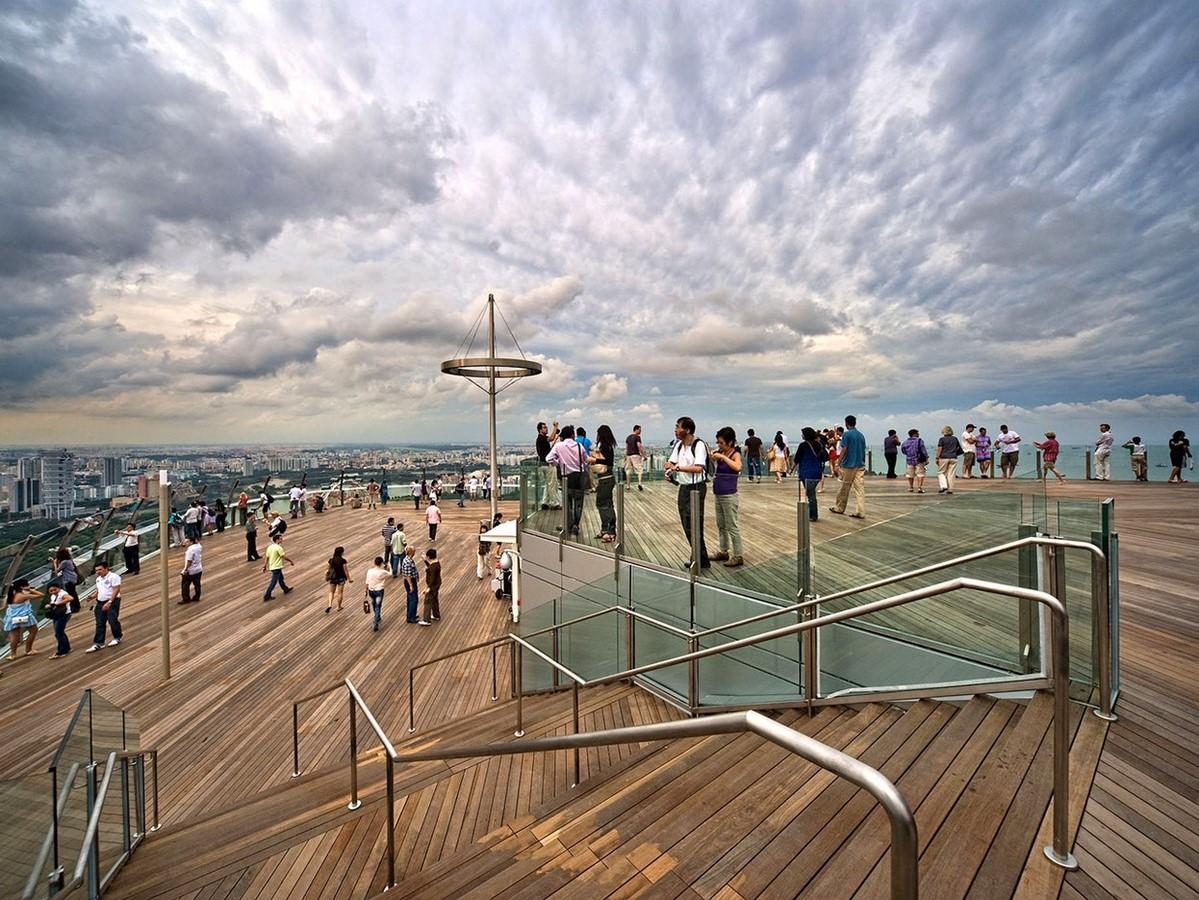 Marina Bay Sands, Singapore - Sheet4