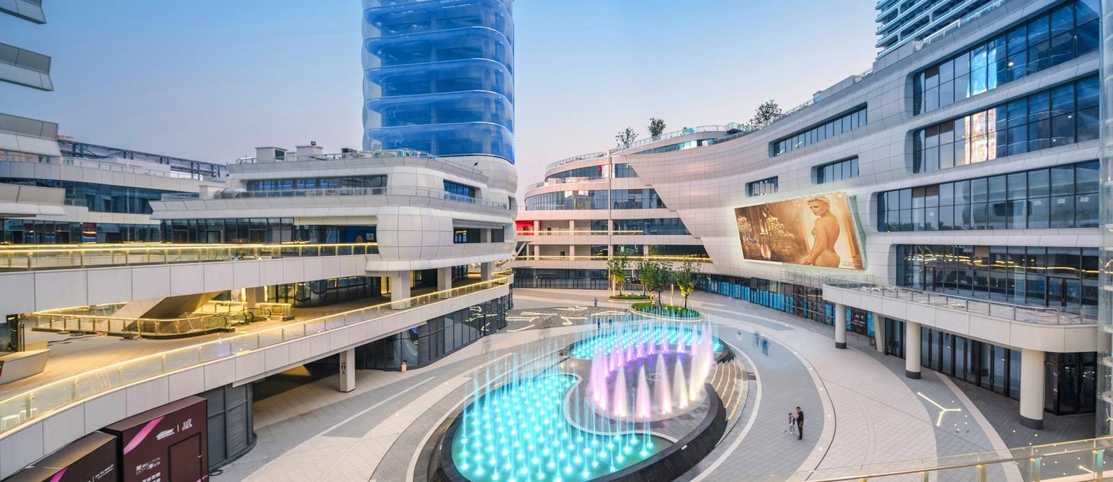 Haishang Plaza - Sheet1