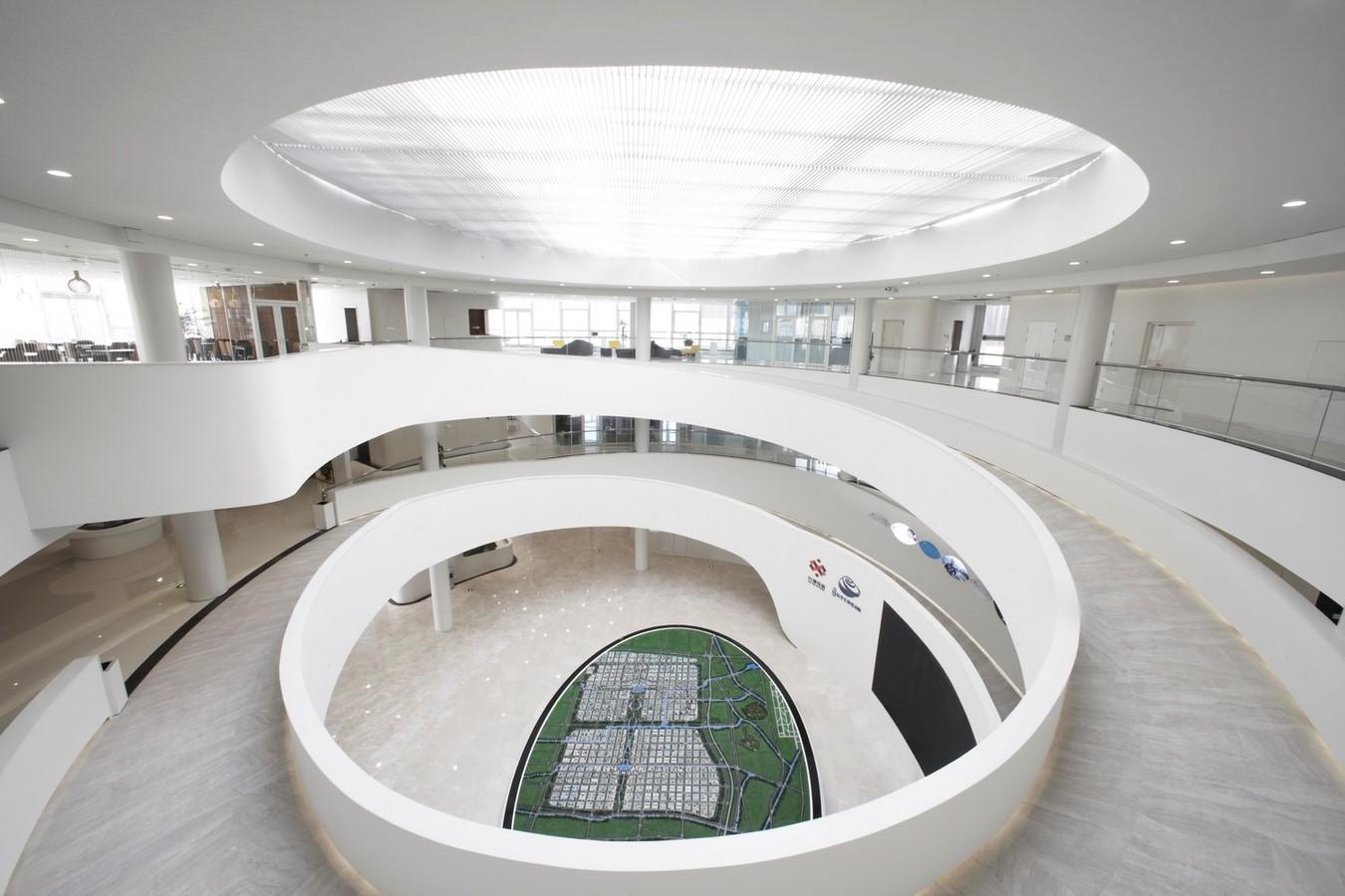 Exhibition Centre of Zhengzhou Linkong Biopharmaceutical Park - Sheet3