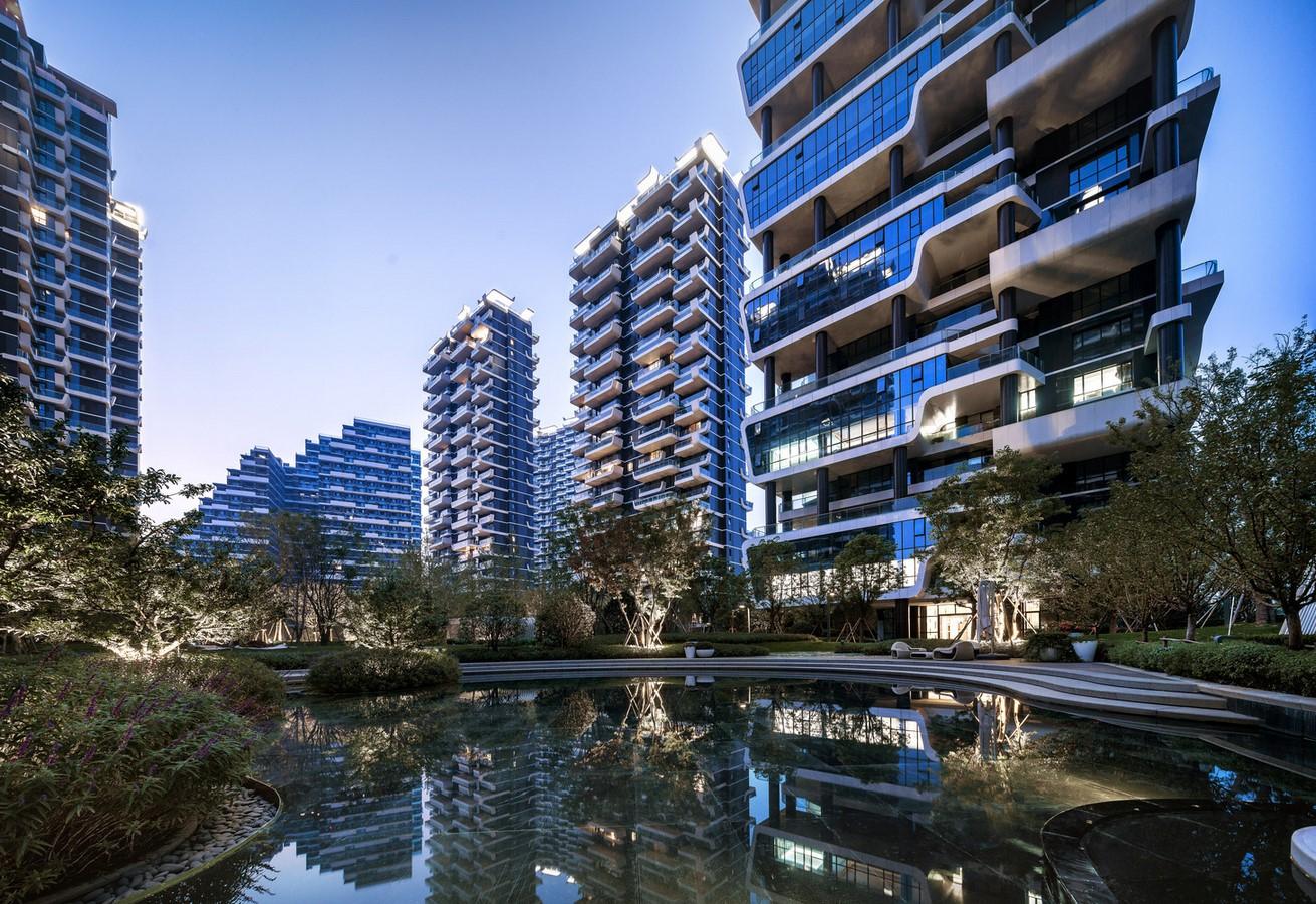 Hanhai Luxury Condominiums - Sheet1