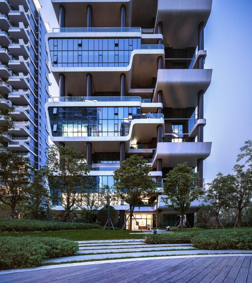 Hanhai Luxury Condominiums - Sheet3