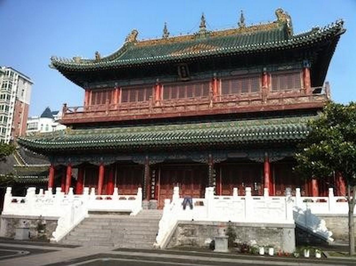 Zhengzhou City God Temple - Sheet2