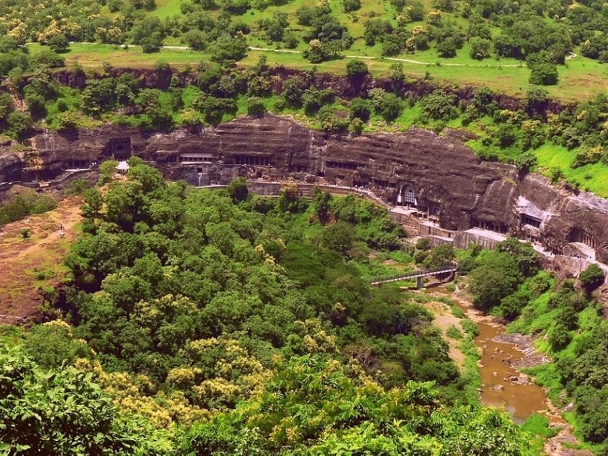 Ajanta-Ellora Caves, Aurangabad - Sheet1