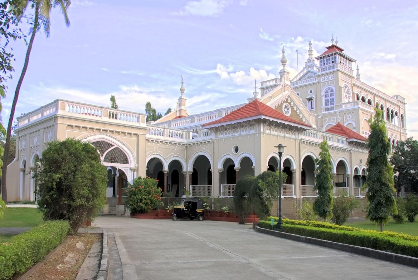 Aga Khan Palace, Pune - Sheet1