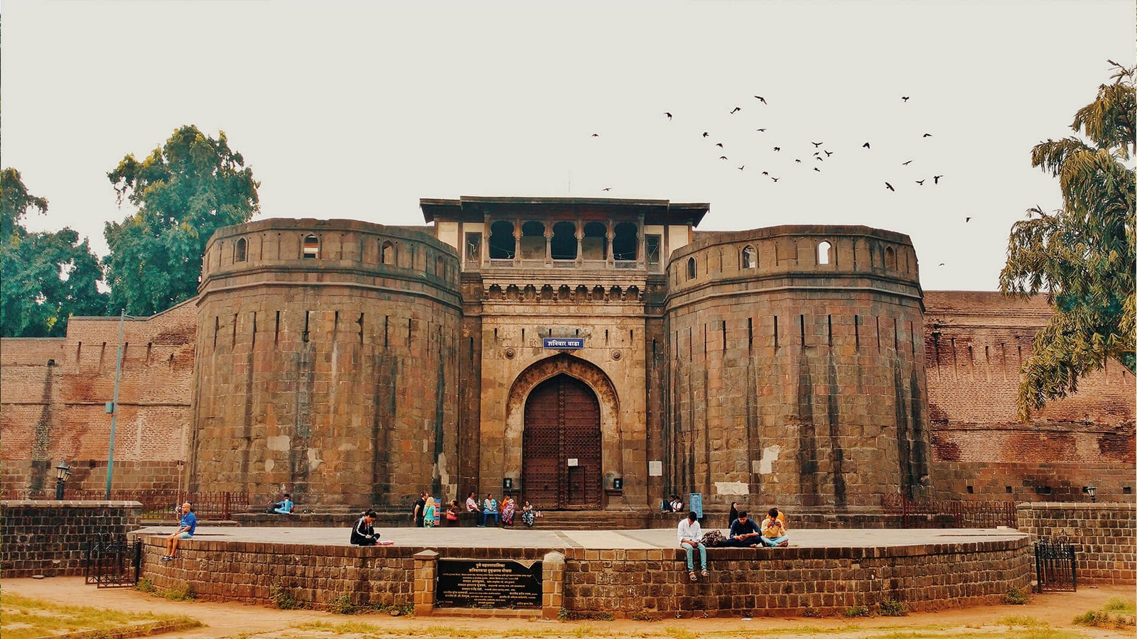 Shaniwar Wada, Pune - Sheet1