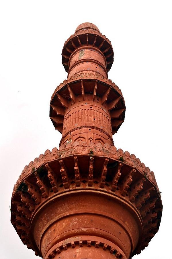 Chand Minar, Daulatabad - Sheet1