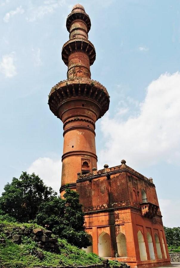 Chand Minar, Daulatabad - Sheet2
