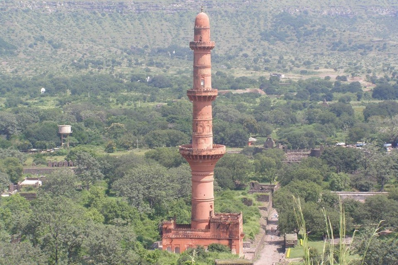 Chand Minar, Daulatabad - Sheet