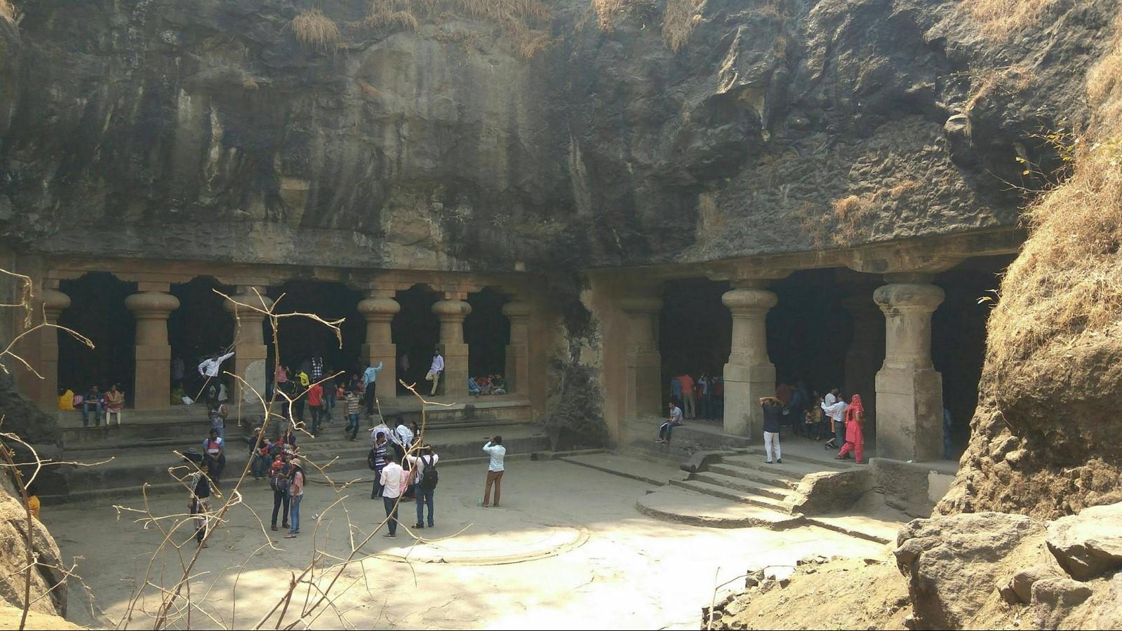 Elephanta Caves, Mumbai - Sheet2