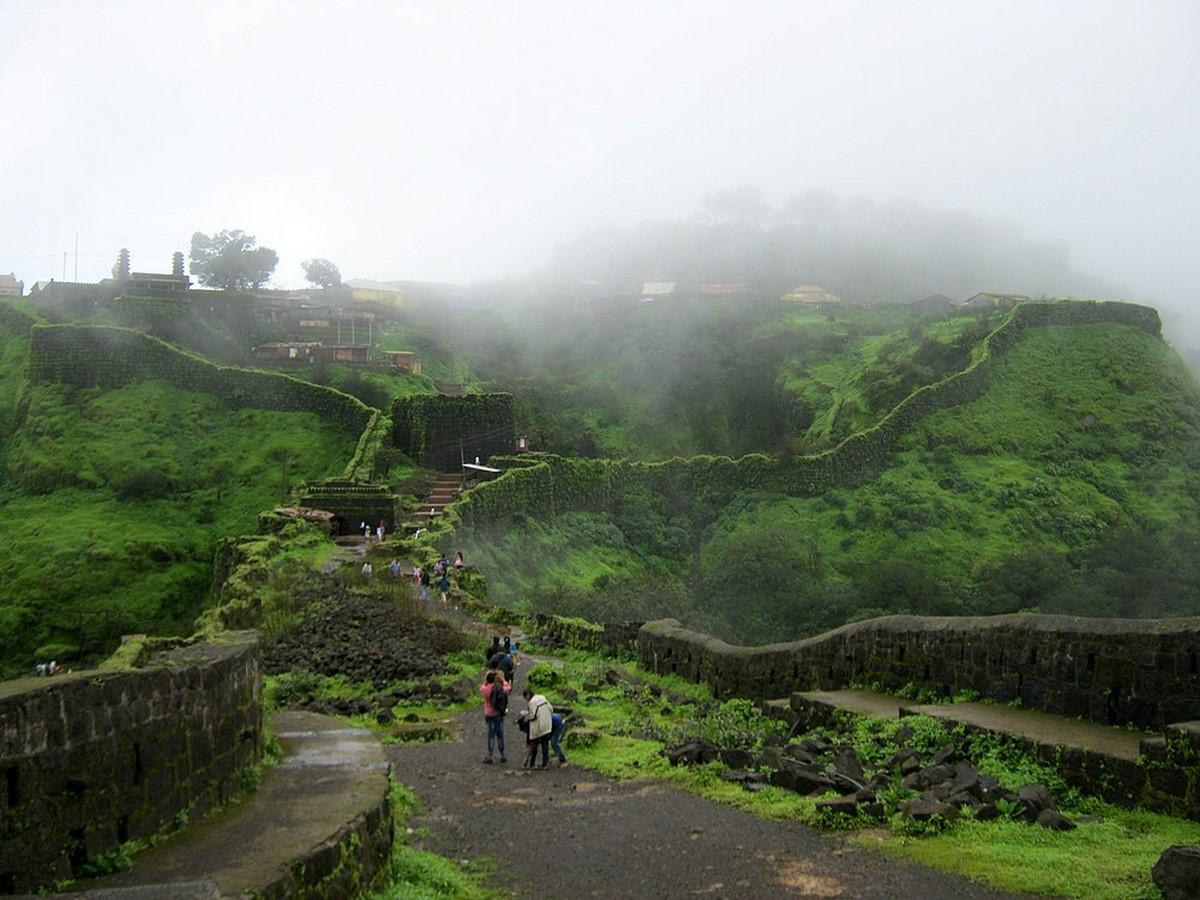 Pratapgad Fort, Satara - Sheet3