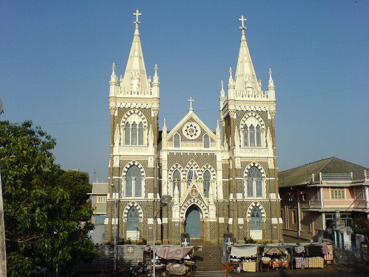 Mount Mary Church, Mumbai - Sheet1