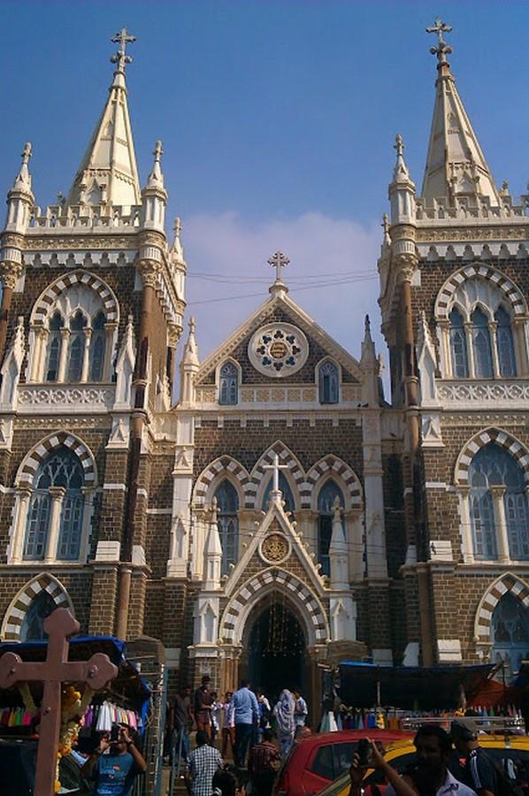 Mount Mary Church, Mumbai - Sheet3