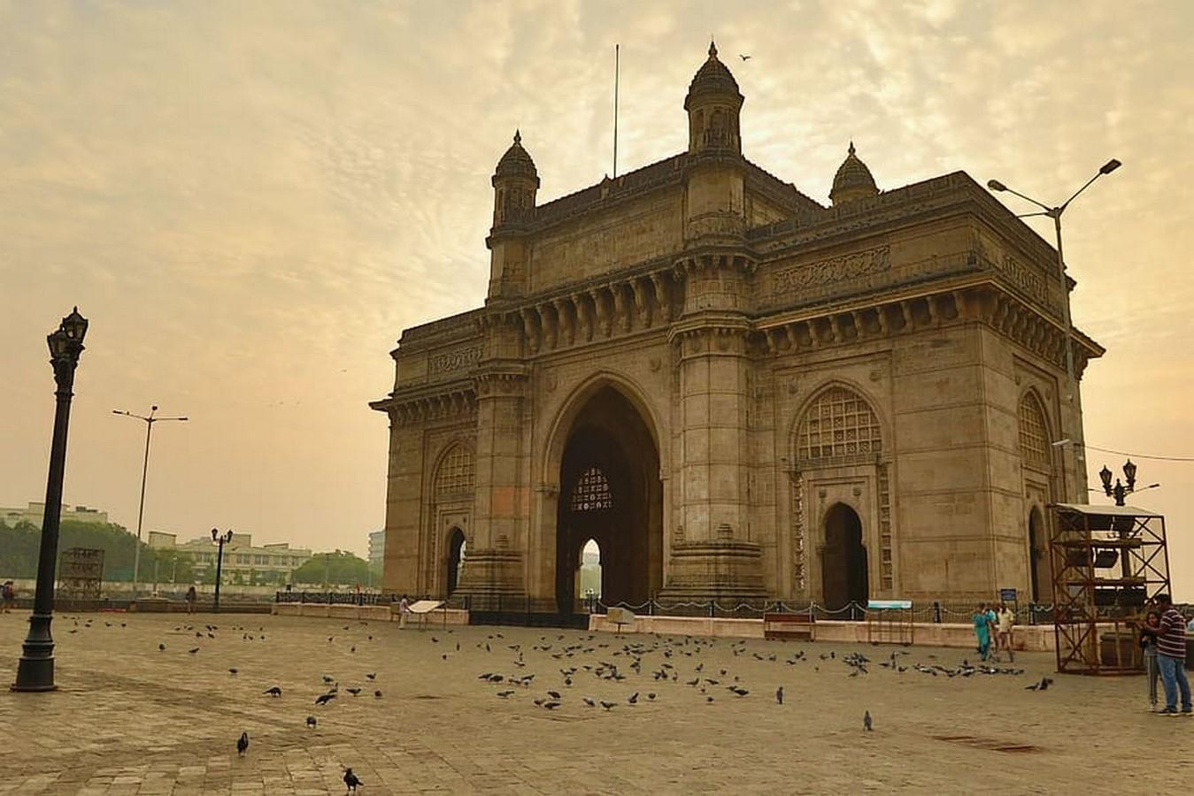 Gateway of India, Mumbai - Sheet3
