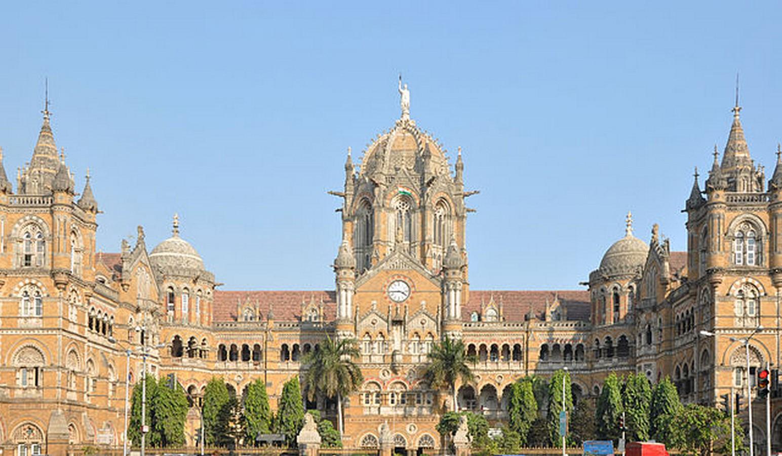 Chhatrapati Shivaji Terminus, Mumbai - Sheet1